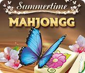 Feature screenshot game Summertime Mahjong