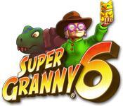 Функция скриншота игры Супер Бабуля 6
