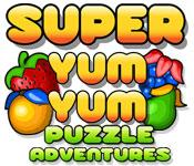 Feature screenshot game Super Yum Yum Puzzle Adventures