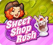 Feature screenshot game Sweet Shop Rush