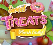 Feature screenshot game Sweet Treats: Fresh Daily