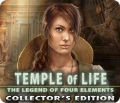 Feature screenshot game Temple of Life: The Legend of Four Elements Collector's Edition
