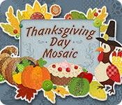 Feature screenshot game Thanksgiving Day Mosaic