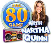 Feature screenshot game The 80's Game with Martha Quinn