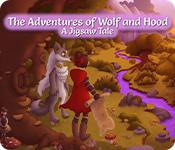 Feature screenshot game The Adventures of Wolf and Hood: A Jigsaw Tale