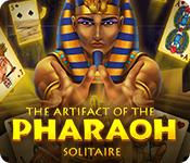Функция скриншота игры Артефакт фараона пасьянс