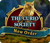 Feature screenshot game The Curio Society: New Order
