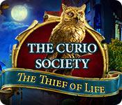 Feature screenshot game The Curio Society: The Thief of Life