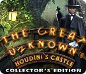 Feature screenshot game The Great Unknown: Houdini's Castle Collector's Edition
