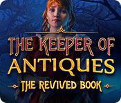Feature screenshot game The Keeper of Antiques: The Revived Book