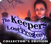 Feature screenshot game The Keepers: Lost Progeny Collector's Edition