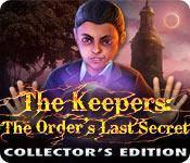 Feature screenshot game The Keepers: The Order's Last Secret Collector's Edition