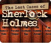Feature screenshot game The Lost Cases of Sherlock Holmes
