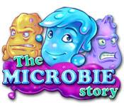 Feature screenshot game The Microbie Story