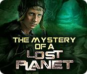Feature screenshot game The Mystery of a Lost Planet