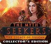 Feature screenshot game The Myth Seekers: The Legacy of Vulcan Collector's Edition