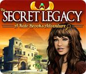 Feature screenshot game The Secret Legacy: A Kate Brooks Adventure