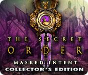 Feature screenshot game The Secret Order: Masked Intent Collector's Edition
