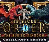 Feature screenshot game The Secret Order: The Buried Kingdom Collector's Edition