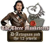 The Three Musketeers: D'Artagnan and the 12 Jewels game play
