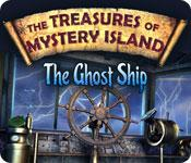 Feature screenshot game The Treasures of Mystery Island: The Ghost Ship
