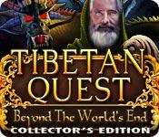 Feature screenshot game Tibetan Quest: Beyond the World's End Collector's Edition