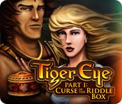 Feature screenshot game Tiger Eye - Part I: Curse of the Riddle Box