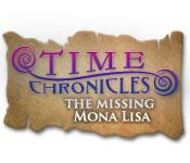 Feature screenshot game Time Chronicles: The Missing Mona Lisa