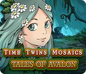 Feature screenshot game Time Twins Mosaics Tales of Avalon