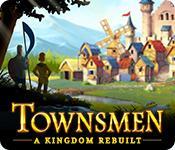 Feature screenshot game Townsmen: A Kingdom Rebuilt