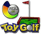 Toy Golf game play
