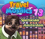 Feature screenshot game Travel Mosaics 13: Spectacular Amsterdam