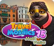 Feature screenshot game Travel Mosaics 15: Magic Venice