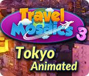Feature screenshot game Travel Mosaics 3: Tokyo Animated