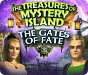 Feature screenshot game The Treasures of Mystery Island: The Gates of Fate