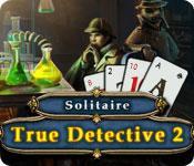 Функция скриншота игры Пасьянс Солитер: Настоящий Детектив 2