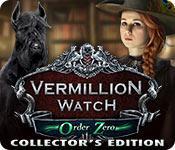 Feature screenshot game Vermillion Watch: Order Zero Collector's Edition