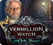 Feature screenshot game Vermillion Watch: Order Zero