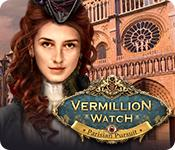 Feature screenshot game Vermillion Watch: Parisian Pursuit