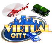 Feature screenshot game Virtual City
