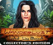 Feature screenshot game Wanderlust: What Lies Beneath Collector's Edition