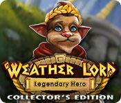 Feature screenshot game Weather Lord: Legendary Hero! Collector's Edition