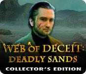 Feature screenshot game Web of Deceit: Deadly Sands Collector's Edition