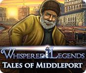 Feature screenshot game Whispered Legends: Tales of Middleport
