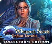 Feature screenshot game Whispered Secrets: Enfant Terrible Collector's Edition