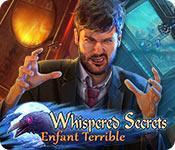 Feature screenshot game Whispered Secrets: Enfant Terrible