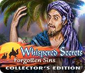 Feature screenshot game Whispered Secrets: Forgotten Sins Collector's Edition