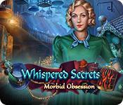 La fonctionnalité de capture d'écran de jeu Whispered Secrets: Morbid Obsession