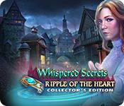 Feature screenshot game Whispered Secrets: Ripple of the Heart Collector's Edition