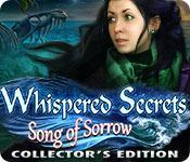 Feature screenshot game Whispered Secrets: Song of Sorrow Collector's Edition